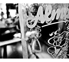 Almdudler Photographic Print