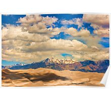 Great Sand Dunes National Monument Poster