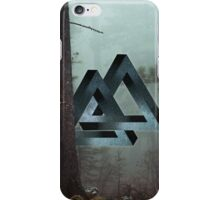 Penrose forest iPhone Case/Skin