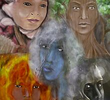 THE FIVE ELEMENTS !  by Ray Jackson