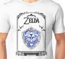 Zelda legend - Link Shield doodle Unisex T-Shirt