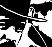 BUTCH CASSIDY and the SUNDANCE KID  Sticker