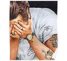 Harry Hands Poster
