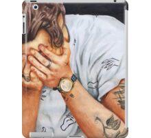 Harry Hands iPad Case/Skin