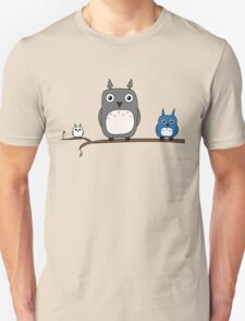 Totoro Owls T-Shirt