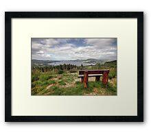Lough Derg  Framed Print