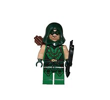 LEGO Green Arrow by jenni460