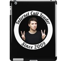 Danisnotonfire - Internet Cult Leader iPad Case/Skin