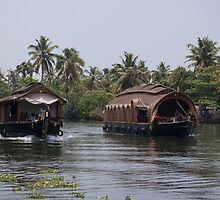 Kerala Houseboats by vesa50