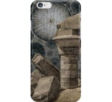Ancient Ruins of the Future iPhone Case/Skin