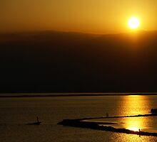 Sunrise by Moshe Cohen