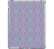 African Violet Design E iPad Case/Skin
