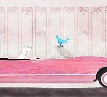 Bluebird by jripleyfagence