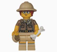 LEGO Paleontologist Baby Tee