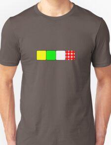 Tour de France Jerseys 2 TShirts Unisex T-Shirt