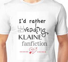 Klaine Fanfiction Unisex T-Shirt