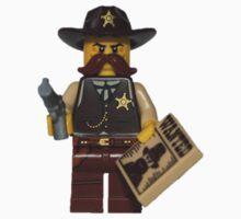 LEGO Sheriff Kids Tee