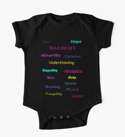 Good Words Kids Clothes