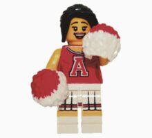 LEGO Cheerleader One Piece - Long Sleeve
