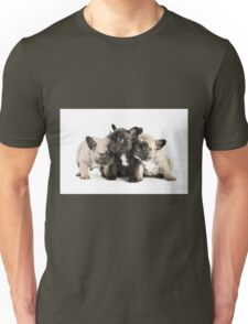 Frenchie Pals Unisex T-Shirt