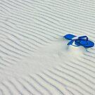 Lost in sands by Kim Hansen