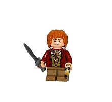 LEGO Bilbo Baggins by jenni460
