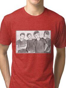 Blur Tri-blend T-Shirt