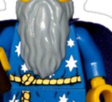 LEGO Wizard Sticker
