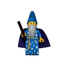 LEGO Wizard by jenni460