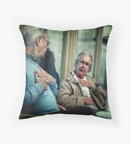 After all these years Throw Pillow