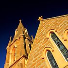 St. Pauls Cooma by Natalie Ord