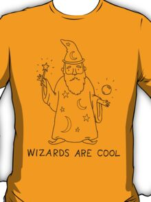Wizards Are Cool T-Shirt