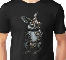 Clockwork White Rabbit Unisex T-Shirt