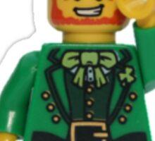 LEGO Leprechaun Sticker