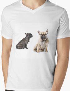 Good Friends Really Mens V-Neck T-Shirt