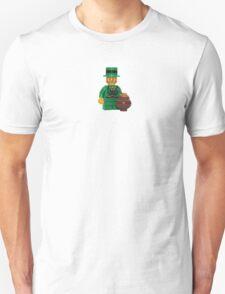 LEGO Leprechaun with a Pot of Gold Unisex T-Shirt