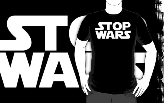 Stop Wars by Karl Whitney