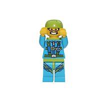 LEGO Skydiver by jenni460
