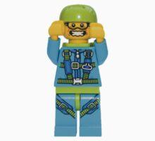 LEGO Skydiver One Piece - Short Sleeve