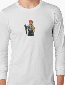 LEGO Bike Mechanic Long Sleeve T-Shirt