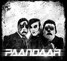 PAANDAAR - Band Promo Shot... by IWML