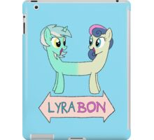 My Litte Pony - MLP - LyraBon iPad Case/Skin