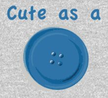 Cute as a Button One Piece - Long Sleeve