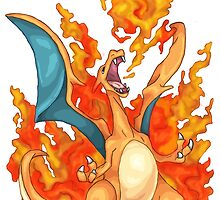 Charizard by weebqueentrash