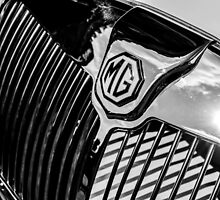 MG Radiator Grill by Andrew Pounder