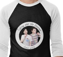 Dan and Phil Internet Take Over Men's Baseball ¾ T-Shirt