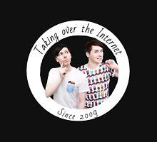 Dan and Phil Internet Take Over Men's Baseball ¾ T-Shirt