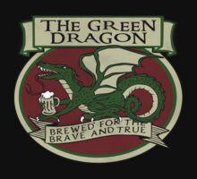 The Green Dragon Kids Tee