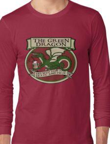The Green Dragon Long Sleeve T-Shirt