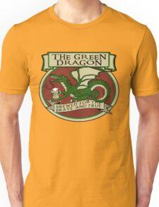 The Green Dragon Unisex T-Shirt